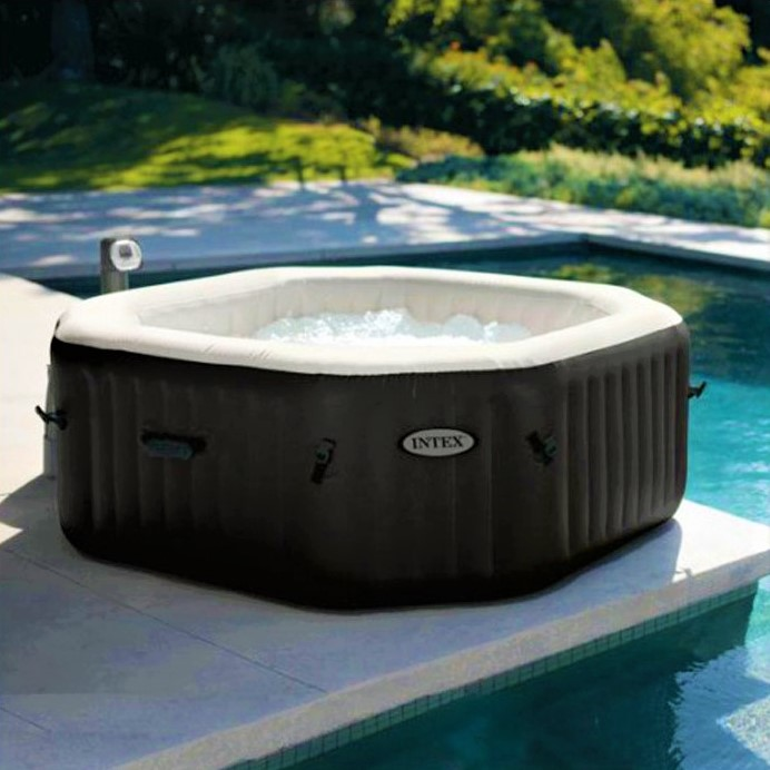 Spa Inflatable Intex Purespa Hws 800 Deluxe Jets And Bubbles 4
